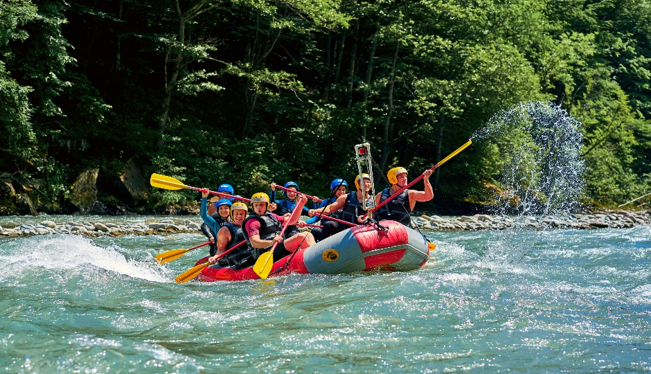 This Trip We'll All Float On: Northern California's Best River-Rafting Excursions