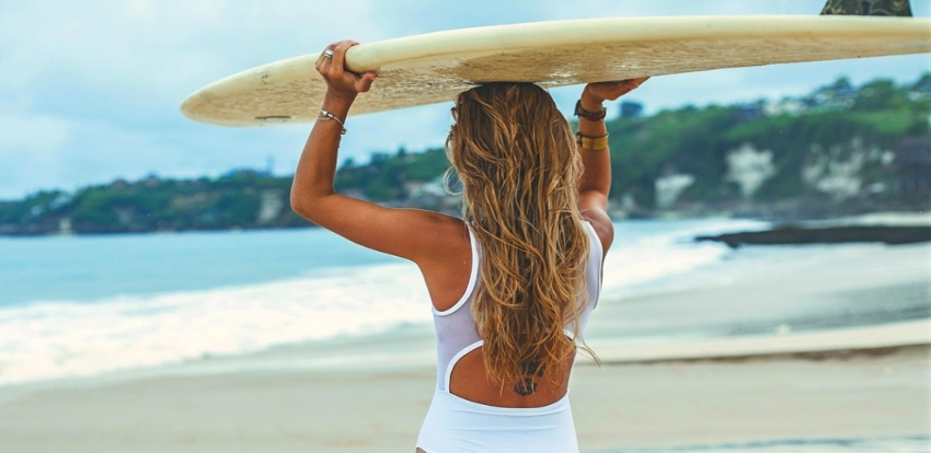 Surfer Strands: How to Achieve Perfect California Beach Waves